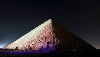 إنبعاث حراري غريب تحت الأهرامات.. وأسرار جديدة مرتقبة