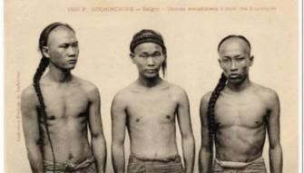 بالصور- ما هي عقوبة من لا يحلق شعره هكذا في الصين؟!