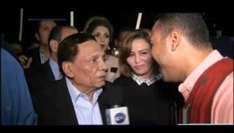 بالفيديو.. عادل إمام يقود مسيرة لإحياء السياحة في شرم الشيخ