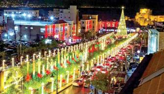 ملائكة الله تحمي لبنان لأنّ لبنان وقف الله