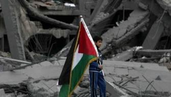 غزة فوق الأرض والمستوطن فى الأنفاق