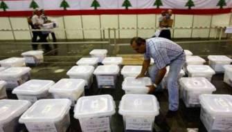 دردشة في الإنتخابات  النيابية اللبنانية