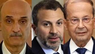 لقاء عون - باسيل - جعجع مدخل لحلّ الأزمة... وبري راسل بعبدا بالواسطة