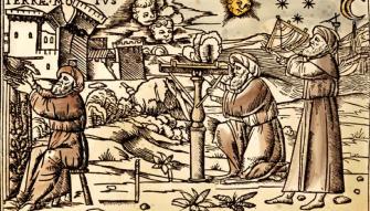العرب اكتشفوا علم الجاذبية والفلك۔۔۔ والغرب سرق إبن الرازي وابن حيّان قدموا أمجادهم وحضارتهم للغرب وبادلوها بـ«الربيع العربي»