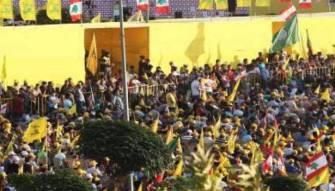 حزب الله سيمنع اي «صلبطة» امنية على حلفائه بعد الآن