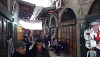 بلدية طرابلس «تعاقب» سوق البازركان الاثري!!