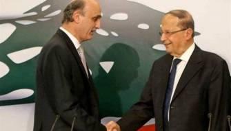 """بعد 3 سنوات على """"اتفاق معراب"""": سقوط الإتفاق السياسي  وصمود المصالحة والتعامل """"على القطعة"""" مستقبلاً"""