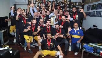 سلة: نادي الرياضي بيروت أكل الاخضر واليابس.. 6 كؤوس في سبعة اشهر في رقم قياسي