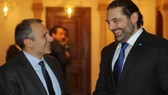 بين الحريري وباسيل... قضاء وتعيينات وصلاحيات رئاسية واللواء عثمان