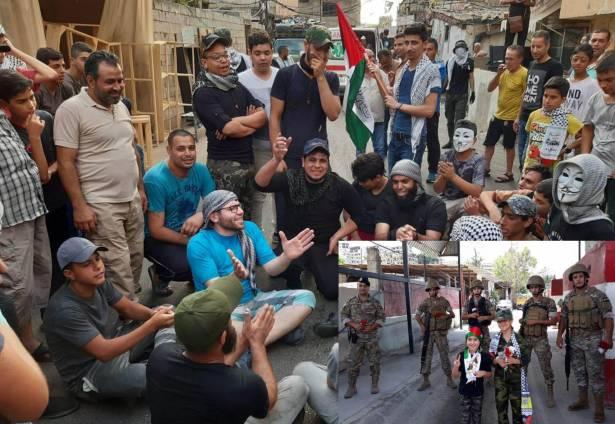 غطاء لبناني وازن للاجئين الفلسطينيين