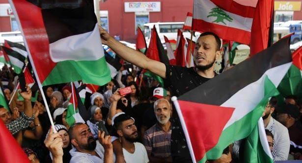 احتجاجات فلسطينية اليوم على ملف العمالة