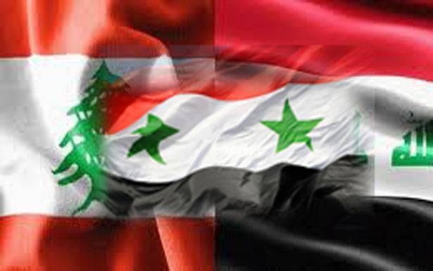 3 جبهات عربية موحدة في الحرب ضد اسرائيل