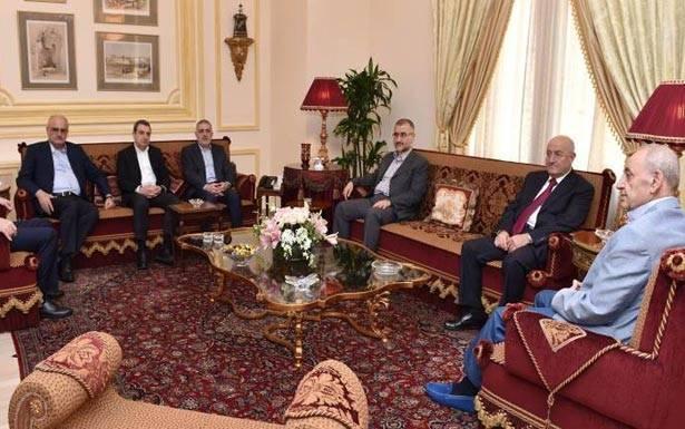 مضمون جديد للقاء حزب الله والاشتراكي في عين التينة