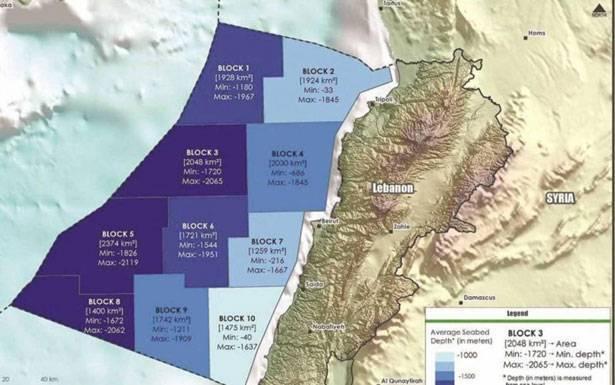 لبنان يدير مفاوضات الترسيم من موقع القوة