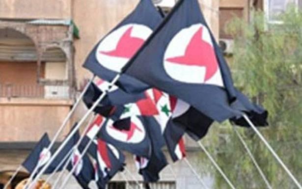 قرار سياسي مغلف بالقضاء يحل الحزب القومي ـ الأمانة العامة في سوريا