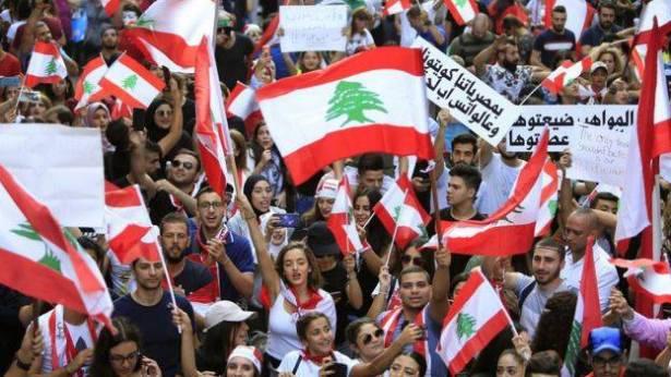 """""""خذ وفاوض"""" ايها الثائر اللبناني"""