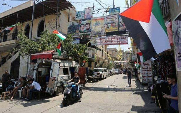 الحصار افاد المخيمات الفلسطينية والنموذج الصيني طُبق فيها فلا اصابات