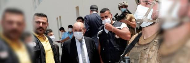 هل تندلع الحرب بين حزب الله والكيان الصهيوني بعد استشهاد مُقاوم إثر غارة دمشق صندوق النقد لوزارة الطاقة : هل تتذاكون عليّ ؟ ودول اوروبية تحذر من «صوملة» لبنان