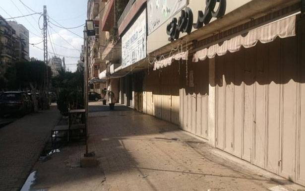 قلب طرابلس يخسر محلاته...و «الماركات» العالمية الضحية الاكبر