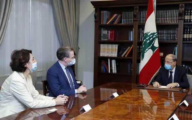 دوريل أبلغ القادة اللبنانيين أن لا مؤتمر داعم للبنان أواخر تشرين الجاري من دون تشكيل حكومة