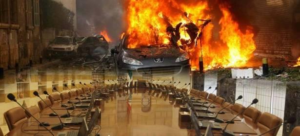 مخاوف فرنسية ورئاسية من تطورات أمنية تنسف التأليف